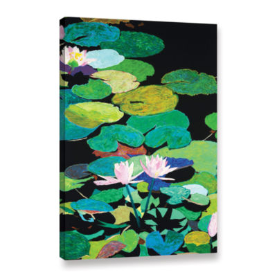 Brushstone Blair's Magic Pond Gallery Wrapped Canvas Wall Art