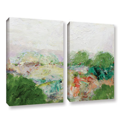 Blackstone 2-pc. Gallery Wrapped Canvas Wall Art