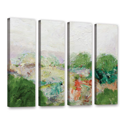 Blackstone 4-pc. Gallery Wrapped Canvas Wall Art