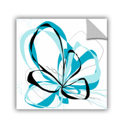 Blue Knot Removable Wall Decal