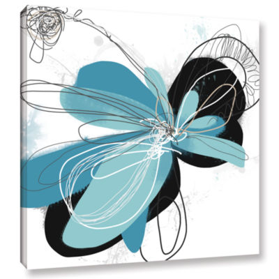 Blue Skies Gallery Wrapped Canvas Wall Art