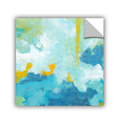 Blue Skies Removable Wall Decal