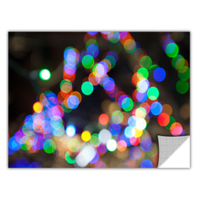 Bokeh 1 Removable Wall Decal