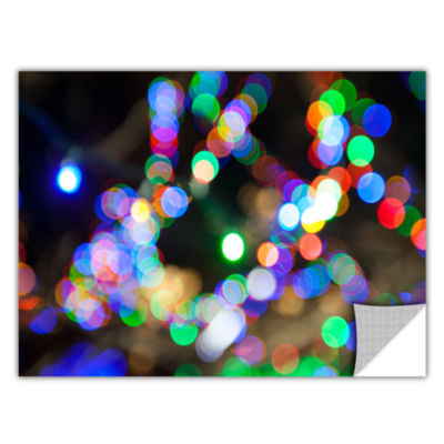 Bokeh 2 Removable Wall Decal