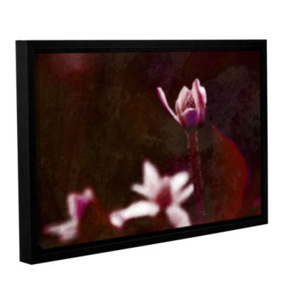 Born Gallery Wrapped Floater-Framed Canvas Wall Art