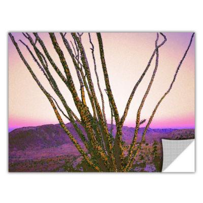 Borrego Desert Dawn Removable Wall Decal