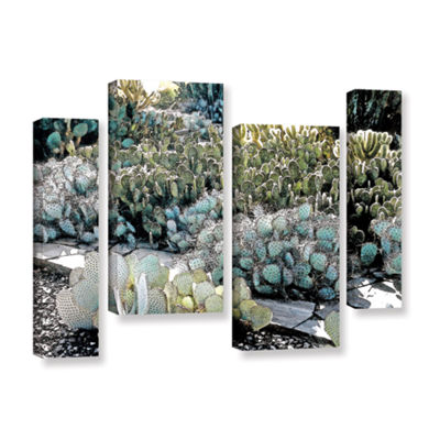 Botanical Garden 4-pc. Gallery Wrapped Staggered Canvas Wall Art