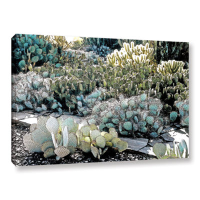 Botanical Garden Gallery Wrapped Canvas Wall Art