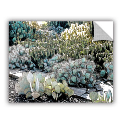 Botanical Garden Removable Wall Decal