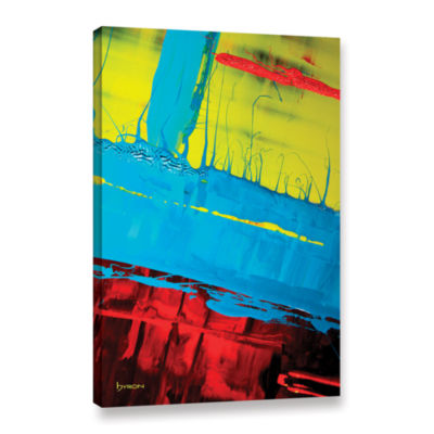 Boundaries Gallery Wrapped Canvas Wall Art