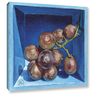 Brushstone Boxed Bunch Gallery Wrapped Canvas WallArt