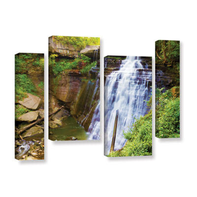 Brandywine Falls 2 4-pc. Gallery Wrapped StaggeredCanvas Wall Art