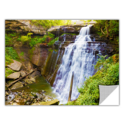 Brushstone Brandywine Falls 2 Removable Wall Decal