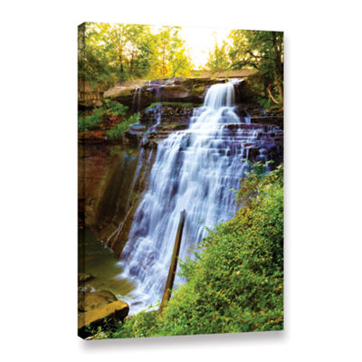 Brandywine Falls Gallery Wrapped Canvas Wall Art