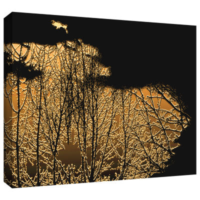 Break In The Storm Gallery Wrapped Canvas Wall Art