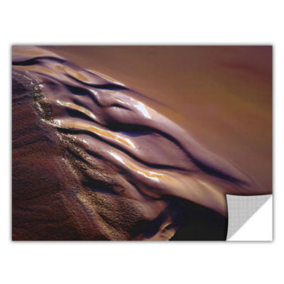 Brief Desert Water Removable Wall Decal