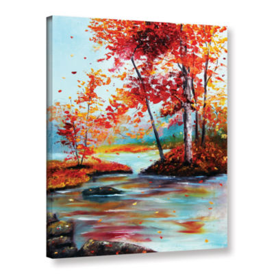 Brushstone Bright Hope Gallery Wrapped Canvas WallArt