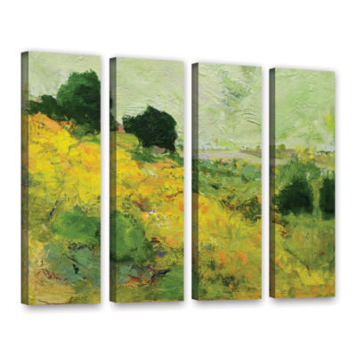 Brighton 4-pc. Gallery Wrapped Canvas Wall Art