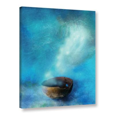 Brushstone Broken Bowl Gallery Wrapped Canvas WallArt