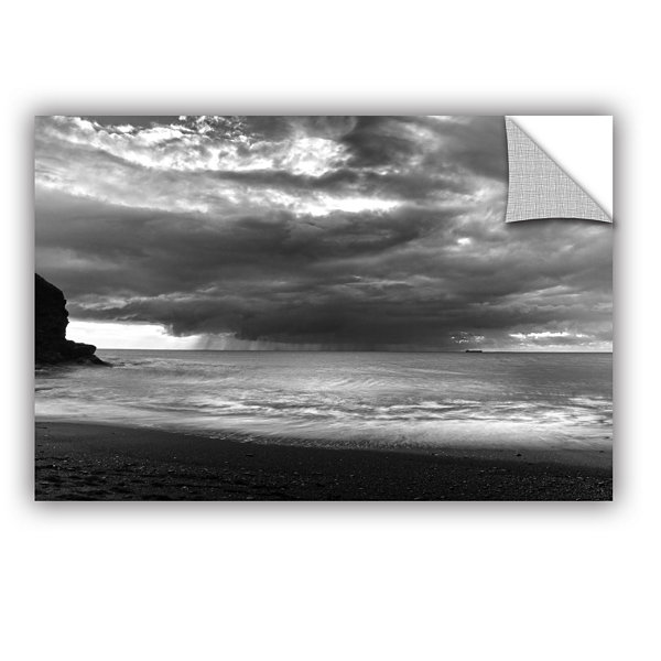 Boat On The Horizon Removable Wall Decal