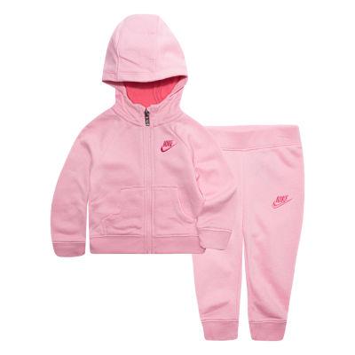 Nike F18 Infant Sets 2-pc. Pant Set Baby Girls