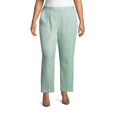 Alfred Dunner Day Dreamer Classic Fit Pant - Plus