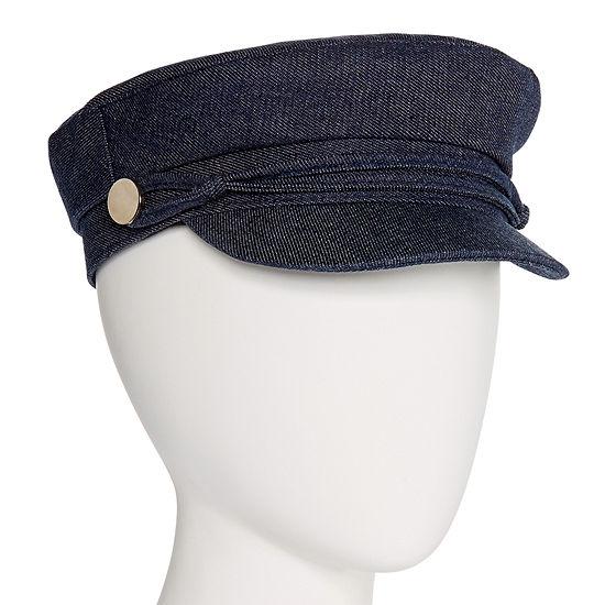 Mixit Denim Newsboy Cadet Hat