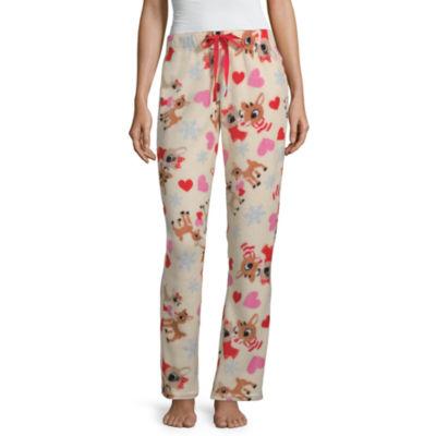 Disney Womens Fleece Pajama Pants