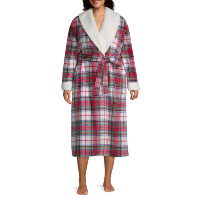 Liz Claiborne Plush Robe-Plus