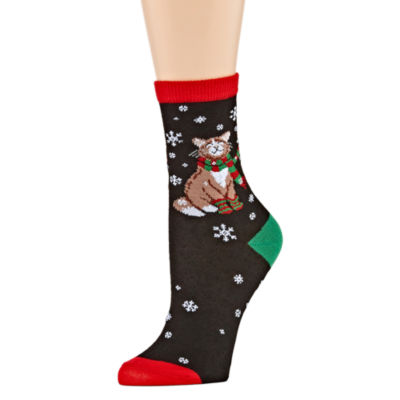 Mixit 1 Pair Crew Socks - Womens