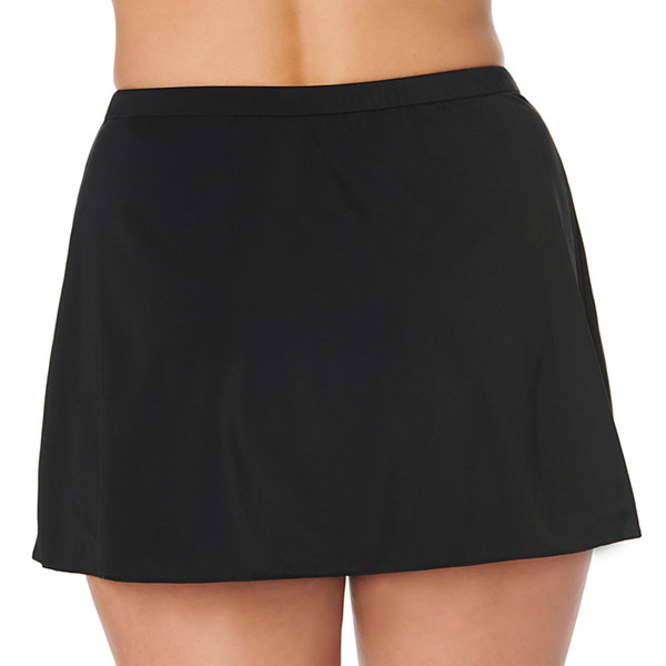 Trimshaper Control Swim Skirt Swimsuit Bottom