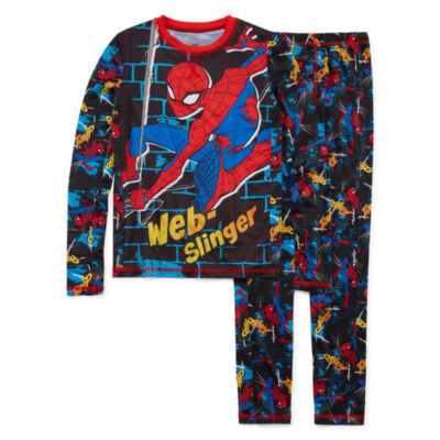 Spiderman Baselayer Set