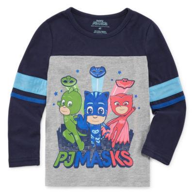 PJ Masks Graphic T-Shirt-Toddler Boys