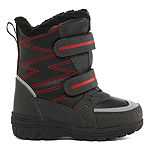 Totes Boys Julian Ii Water Resistant Elastic Winter Boots