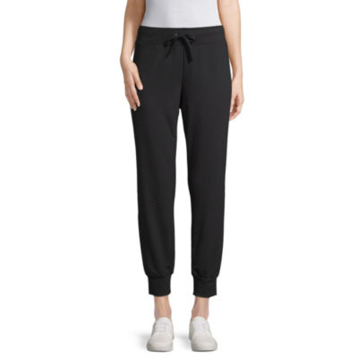 St. John's Bay Active French Terry Jogger Pants
