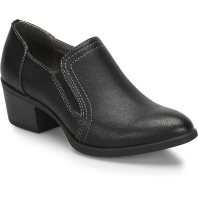 Eurosoft Womens Augusta Shooties Slip-on Closed Toe