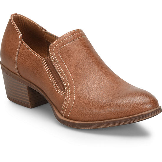 Eurosoft Womens Augusta Slip-On Shoe Round Toe