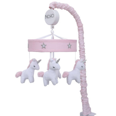 Nojo Unicorn Crib Mobile Baby Mobile