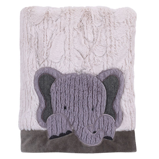 Nojo Play Day Pals Baby Blanket Blanket - Unisex