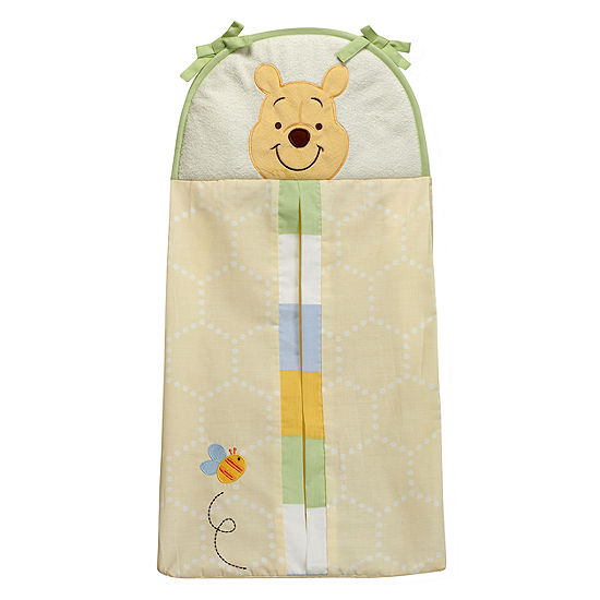 Disney Peeking Pooh Diaper Stacker Diaper Stacker
