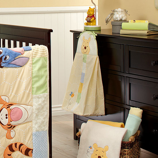 Disney Collection Peeking Pooh Diaper Stacker Diaper Stacker