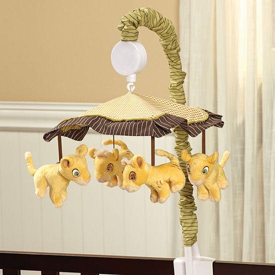 Disney Lion King Musical Crib Mobile Baby