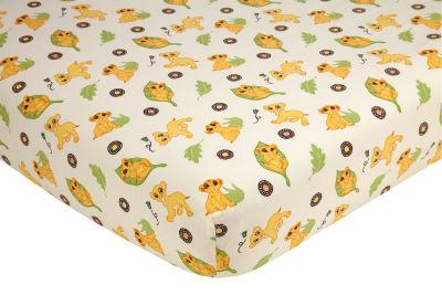Disney Lion King Crib Sheet Crib Sheet