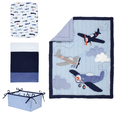 Carter's Take Flight 4-Pc. Crib Set