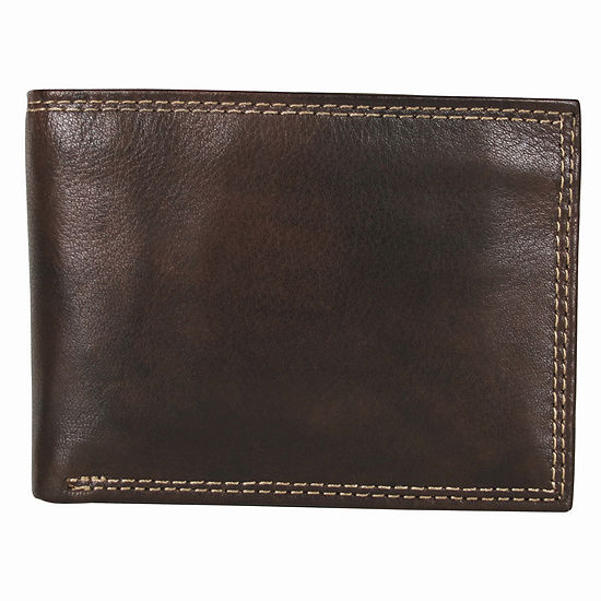 Buxton Credit Card Billfold Wallet