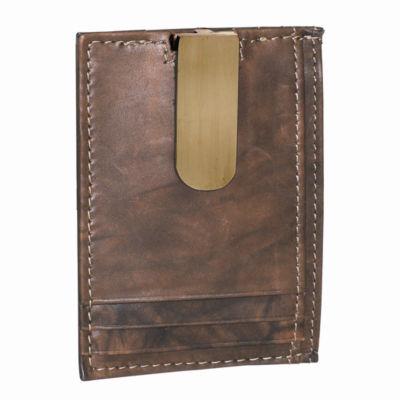 Buxton® Front Pocket Money Clip