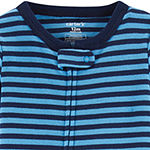 Carter's Toddler Boys Long Sleeve One Piece Pajama