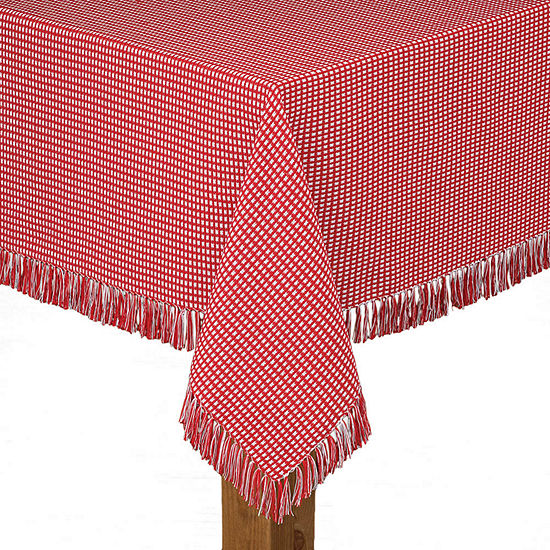 Lintex Linens Homespun Tablecloth