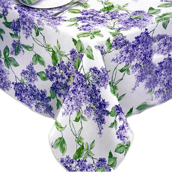 Lintex Linens Lilac Tablecloth