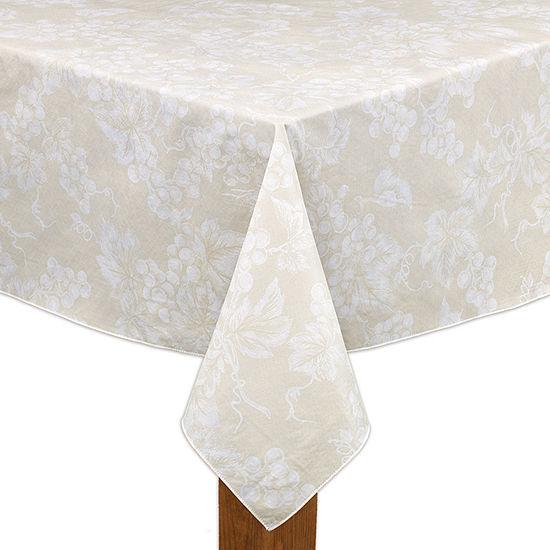 Lintex Linens Grapevine Tablecloth